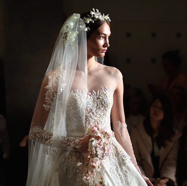 The Best of Bridal Market | Bridal Musings Wedding Blog 02