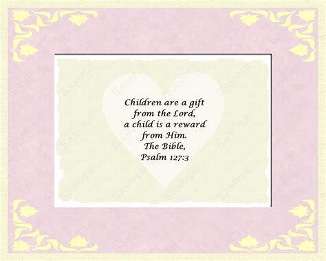 Child Baptism Quotes