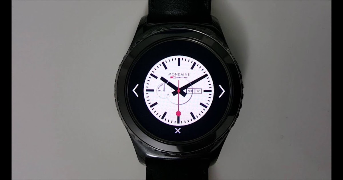 Watch Face Kw99