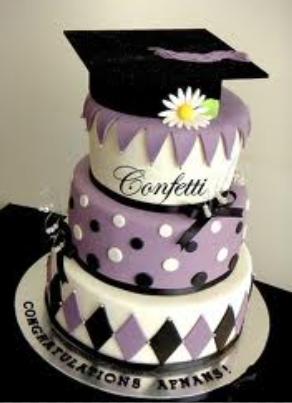 Graduation Cake 21