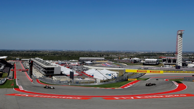 Grand Prix des États-Unis, à Austin