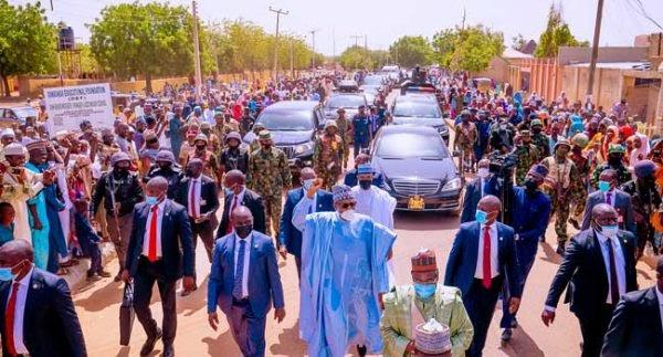 NEWS: 2023! Buhari Has No Third Term Ambition – APC