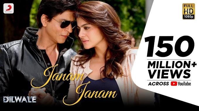 Janam Janam Lyrics - Dilwale   Shah Rukh Khan   Kajol   LYRICSADVANCE