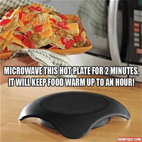 microwave  hot plate   minutes
