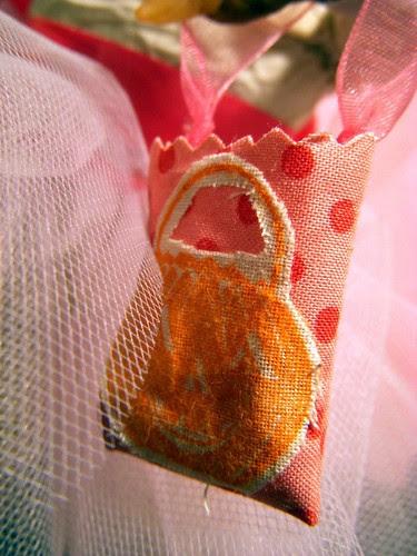 Scytale (trick or treat bag)