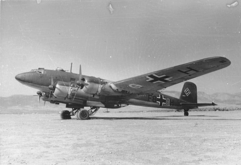 "Bundesarchiv Bild 101I-432-0796-07, Flugzeug Focke-Wulf Fw 200 ""Condor"""
