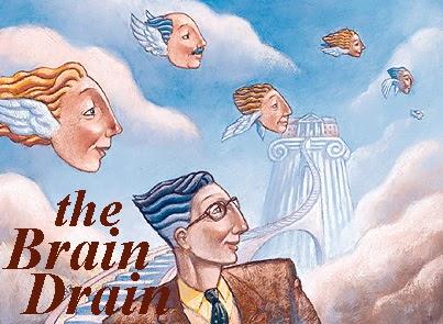 brain drain essay ielts