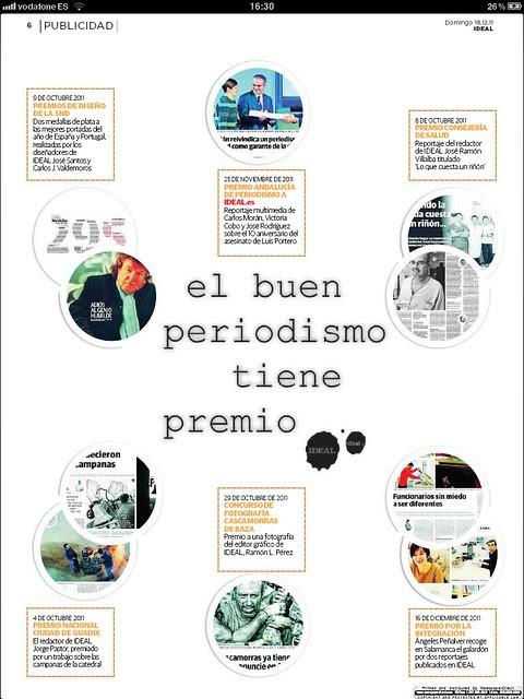 Premios de Periodismo de Ideal