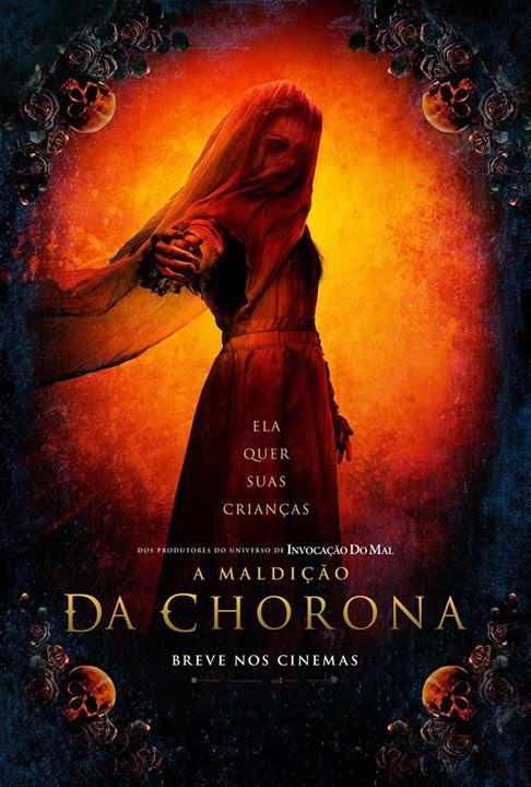 A Maldição da Chorona : Poster