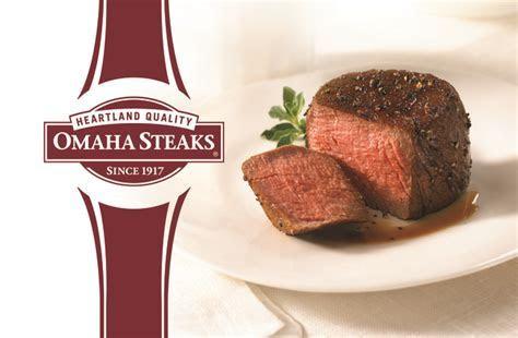 Omaha Steaks Gift Card   GiftCardMall.com