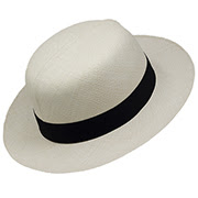 Panama Montecristi Hat - Colonial (Optimo) for men (Grade 11-12)