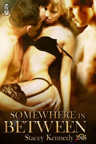 Somewhere in Between (1 Night Stand Series) by Stacey Kennedy