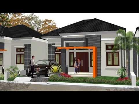 konsep rumah minimalis type 36 kopel desain rumah