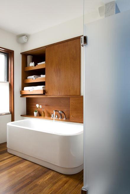 Slideshow: Bathroom Solutions: Smart Storage Design | Dwell