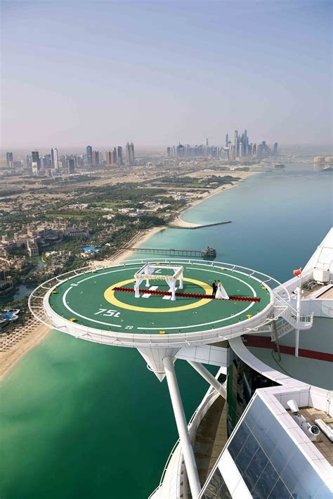 Burj Al Arab Jumeirah   Dubai, UAE A symbol of