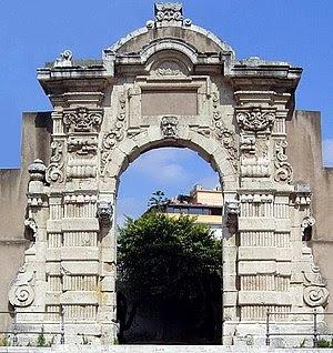 Porta Grazia (Domenico Biundo and Antonio Amato)