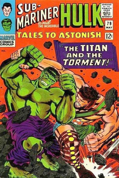 Tales to Astonish 079