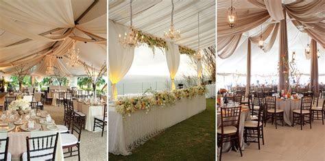 58 Wedding Tents Decorations, Splendid Decoration Ideas Of