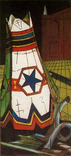 Playthings of the Prince - Giorgio de Chirico
