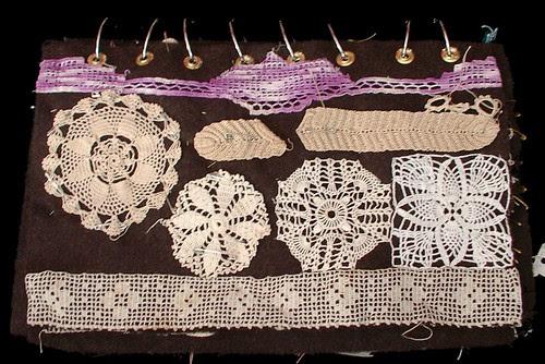 crochet by unknown crocheters