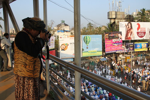 The Beggar Poet Shoots The Eid Namaz by firoze shakir photographerno1