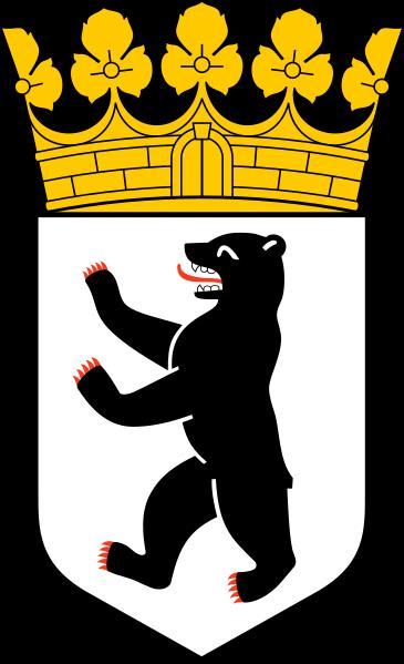 Archivo: Escudo de armas de Berlin.svg