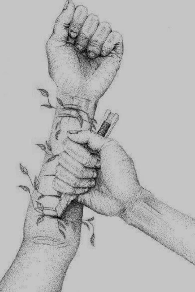 Deep Emotional Photo Drawing | Drawing Skill