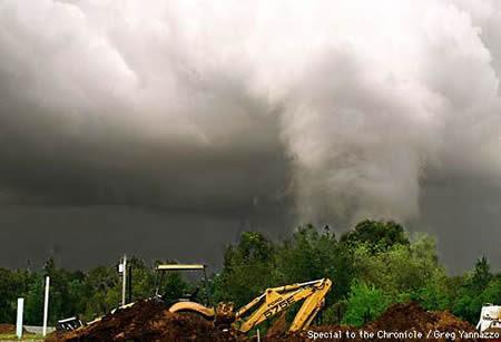 California Tornado