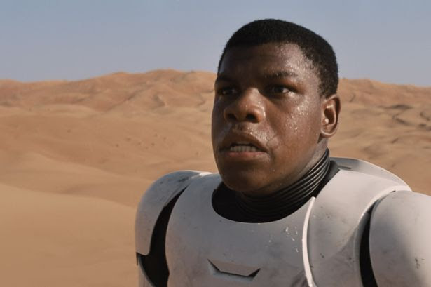 John Boyega – Star Wars The Force Awakens