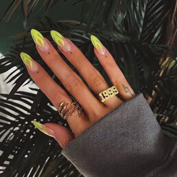 Trendy Long Nails 2020