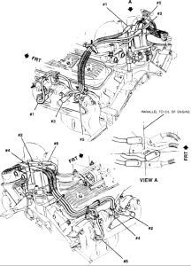 1994 Chevy S-10 Spark Plug Wiring: Electrical Problem 1994 ...
