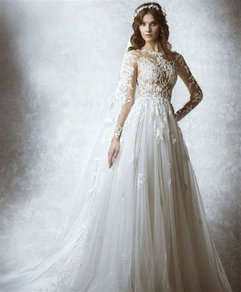 Light dresses blog: Zuhair murad designer wedding dresses