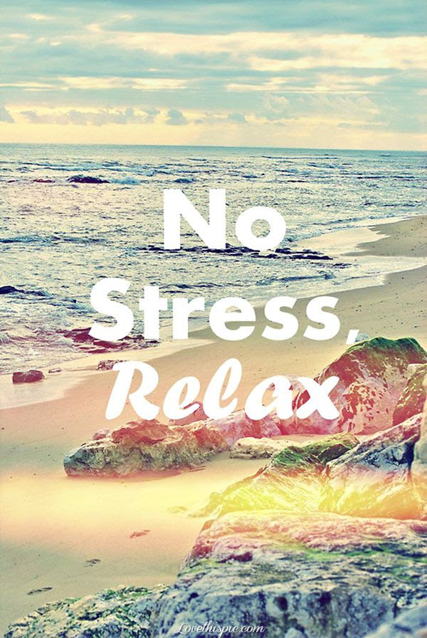 no stress relax life quotes photography quote sky beautiful ocean rocks relax life quote vacation