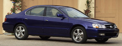 2002 Acura Review Typemodel Adds Edge Performance:Acura ...