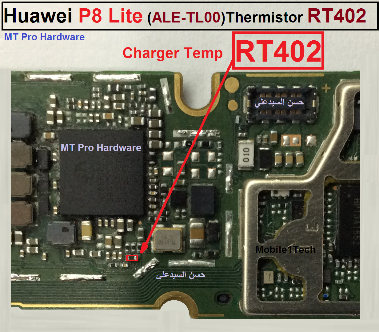 Huawei P8 Lite Charging Paused Solution Jumpers