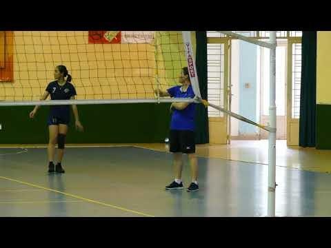 Thi đấu giao hữu bóng chuyền nữ TPHCM và ĐakLak