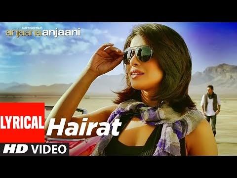 Hairat Lyrics | Lucky Ali | Lyricist Vishal Dadlani, Shekhar Ravjiani | T-Series