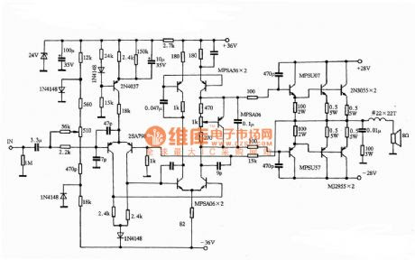 mono car amplifier wiring diagram stereo cable amplifier