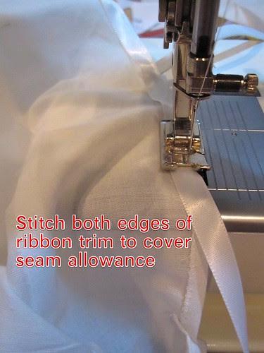 Stitch Ribbon Trim