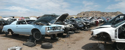 Junk Yard by 1SHTAR