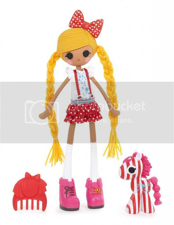 Lalaloopsy Girl's Spot Splatter Splash Doll