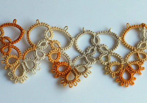 Tatting: I don't know what this is called