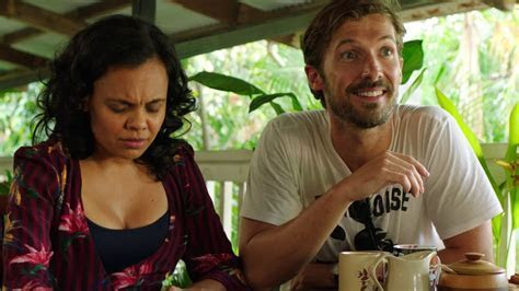Gwilym Lee and Miranda Tapsell star in trailer for Top End