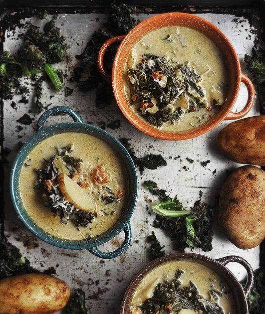 Kale Soup Food Network