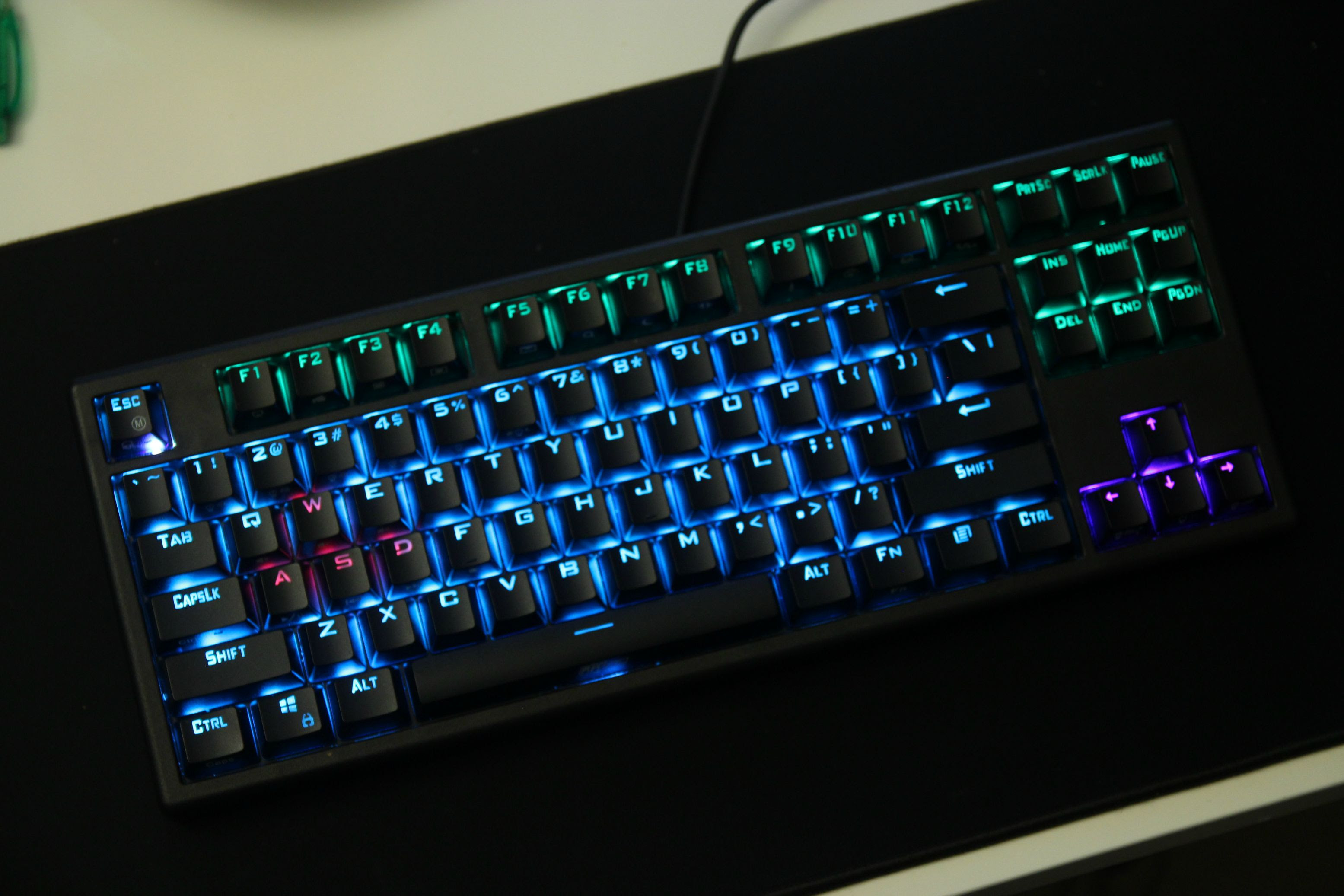 Royal Kludge Rgb Keyboard A Sequel To The Noppoo Fullsize Topre Clone