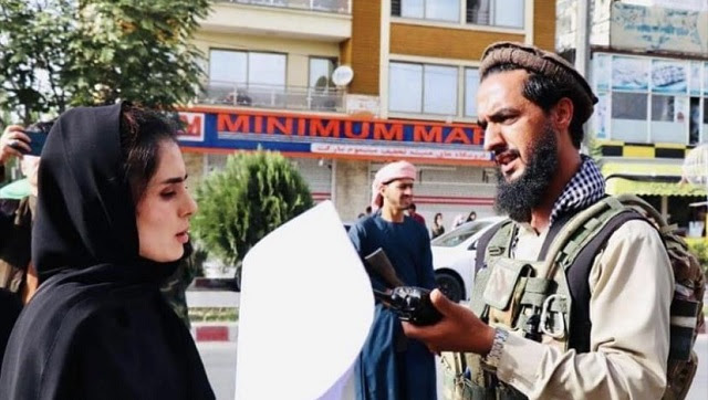 Afghan women working at a bank in Kandahar were asked to leave because their jobs were deemed inappropriate and they were allowed to be replaced by male relatives. In another province, co-education was banned. TV anchors have not been allowed to join their scheduled programs. Several women took to streets to fight reversal of rights under a new Talibani regime. Twitter @CrystalBayat