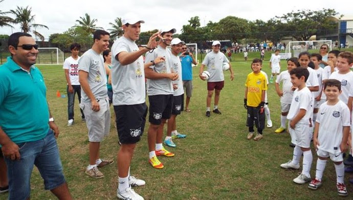 Gober - coordenador Meninos da Vila Natal/RN (Foto: Reprodução/Facebook)