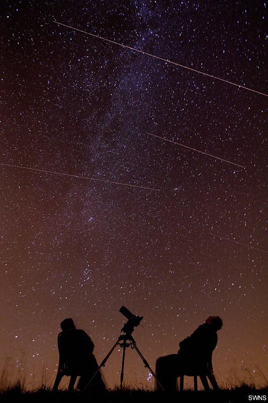 meteorSWNS1308 533x800 Como Observar Meteoros