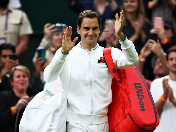 Roger Federer survives Wimbledon scare to reach second round