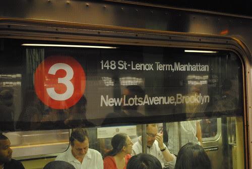 Various Subway Stuff